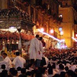 Feast of Sant'Agata in Catania